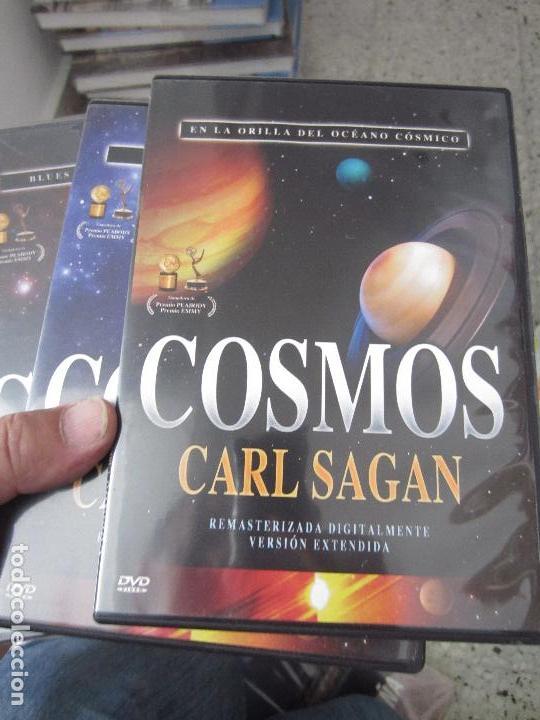 Cine: Cosmos Carl Sagan 13 dvd - Foto 10 - 123071627