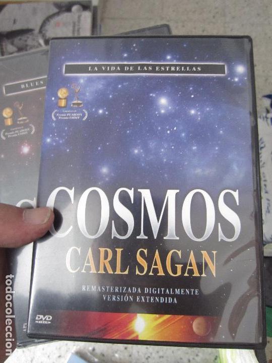 Cine: Cosmos Carl Sagan 13 dvd - Foto 11 - 123071627