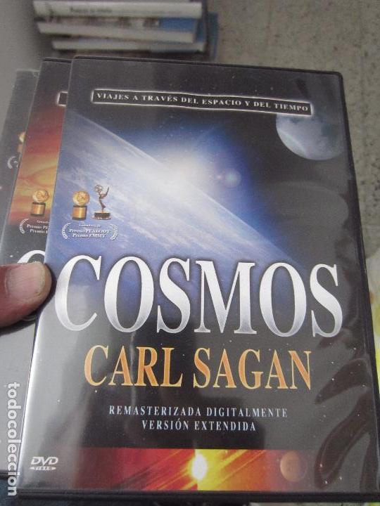 Cine: Cosmos Carl Sagan 13 dvd - Foto 12 - 123071627