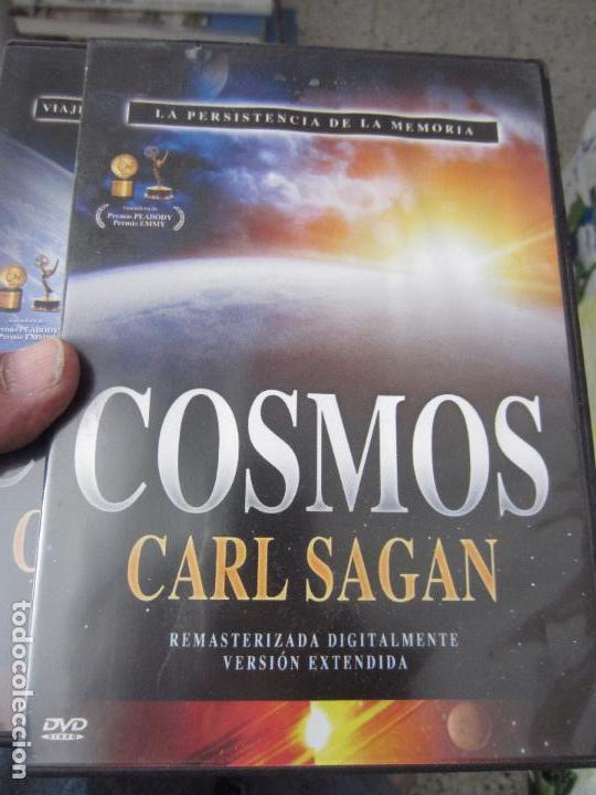 Cine: Cosmos Carl Sagan 13 dvd - Foto 13 - 123071627