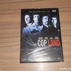 Cine: COP LAND COPLAND EDICION ESPECIAL LAUREN DVD MULTITUD DE EXTRAS STALLONE NUEVA PRECINTADA. Lote 214652607
