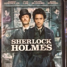 Cine: SHERLOCK HOLMES. Lote 123285718