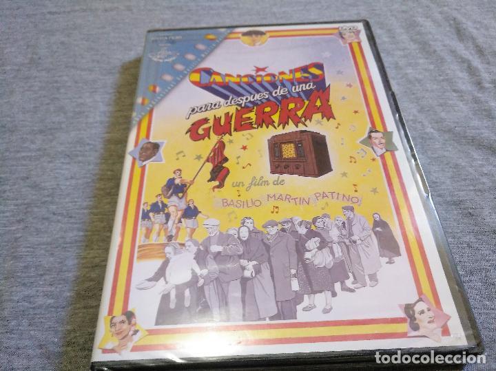 CANCIONES PARA DESPUÉS DE UNA GUERRA DVD NUEVO PRECINTADO (Cine - Películas - DVD)