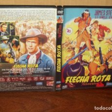 Cine: FLECHA ROTA - JAMES STEWART - JEFF CHANDLER - DE DELMER DAVES - DVD SELECCION CLASICOS ORO. Lote 123365071