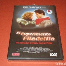 Cine: EL EXPERIMENTO FILADELFIA - DVD - EDICION D0905 - MANGA FILMS - PRECINTADA - JOHN CARPENTER. Lote 123379267