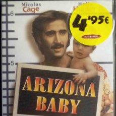 Cine: TODODVD: PRECINTADO. ARIZONA BABY. HERMANOS COEN (NICOLAS CAGE, HOLLY HUNTER, TREY WILSON). Lote 123388883