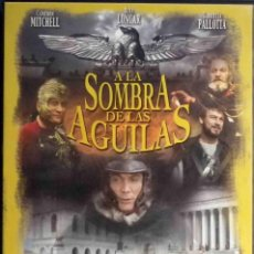 Cine: TODODVD: A LA SOMBRA DE LAS ÁGUILAS (CAMERON MITCHELL, BEBA LONCAR, GABRIELLA PALLOTA). Lote 123389323