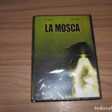 Cine: LA MOSCA DVD JEFF GOLDBLUM GEENA DAVIS NUEVA PRECINTADA. Lote 126070398