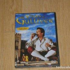 Cine: LOS VIAJES DE GULLIVER DVD NUEVA PRECINTADA. Lote 126070335