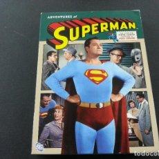 Cine: ADVENTURES OF SUPERMAN. THE COMPLETE FIFT & SIXTH SEASONS IN FULL COLOR. 5 DVD-EN INGLES-N. Lote 123603647