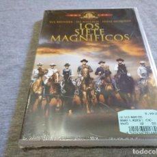 Cine: LOS SIETE MAGNÍFICOS DVD NUEVO PRECINTADO. Lote 136252366