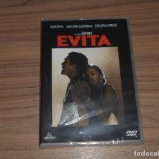 Cine: EVITA DVD MADONNA ANTONIO BANDERAS NUEVA PRECINTADA. Lote 126244143