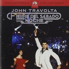 Cine: FIEBRE DEL SABADO NOCHE. DVD. NUEVO. PRECINTADO. JOHN TRAVOLTA. Lote 124144243