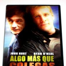 Cine: ALGO MAS QUE COLEGAS - JAMES BURROWS JOHN HURT RYAN O'NEAL DVD DESCATALOGADA. Lote 124229191