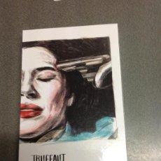 Cine: FRANCOIS TRUFFAUT. PACK DE 7 DVD. EDICIONES CON EXTRAS. AVALON. COMO NUEVO. Lote 124246507