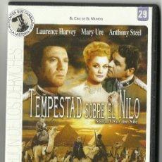 Cine: DVD CINE - TEMPESTAD SOBRE EL NILO. Lote 124393795