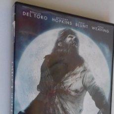 Cine - CINE DVD PELICULA EL HOMBRE LOBO,VERSION EXTENDIDA - 124400083