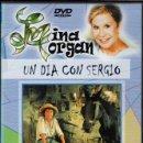 Cine: UN DIA CON SERGIO DVD (LINA MORGAN) PALETA DE PUEBLO..CON EL PREMIO DE SU VIDA; SU GALÁN ADMIRADO. Lote 124474691