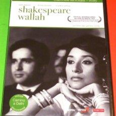 Cine: SHAKESPEARE WALLAH - PRECINTADA. Lote 124680959