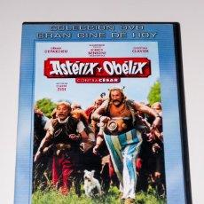 Cinema: ASTERIX Y OBELIX CONTRA CESAR - COLECCION DVD GRAN CINE DE HOY - ABC 14. Lote 124684999