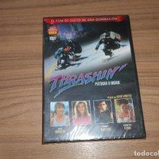 Cine: THRASHIN PATINAR O MORIR DVD JOSH BROLIN NUEVA PRECINTADA. Lote 126063290