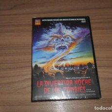 Cine: LA DIVERTIDA NOCHE DE LOS ZOMBIES DVD TERROR NUEVA PRECINTADA. Lote 126063339