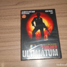 Cine: ULTIMATUM THE SOLDIER DVD KLAUS KINSKI NUEVA PRECINTADA. Lote 126063323