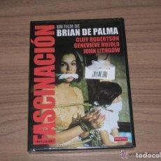 Cine: FASCINACION DVD DE BRIAN DE PALMA CLIFF ROBERTSON NUEVA PRECINTADA. Lote 151719812