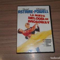 Cine: LA NUEVA MELODIA DE BROADWAY DVD FRED ASTAIRE ELEANOR POWELL NUEVA PRECINTADA. Lote 143152126