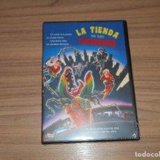 Cine: LA TIENDA DE LOS HORRORES DVD NUEVA PRECINTADA. Lote 278678398