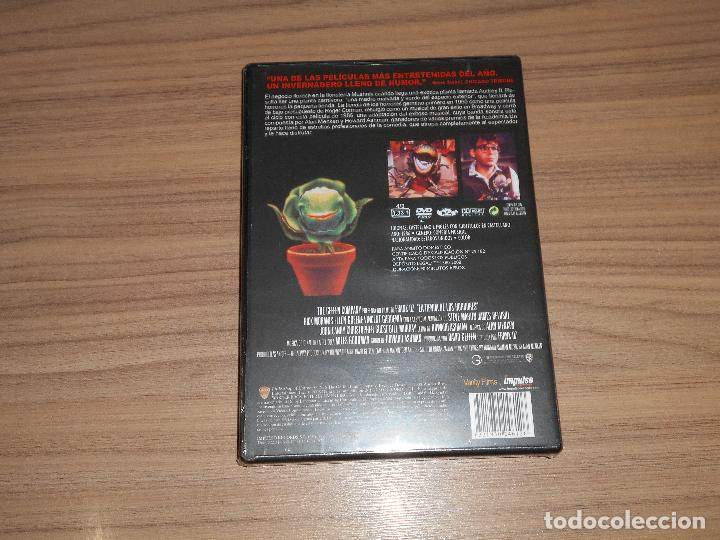 Cine: La TIENDA de Los HORRORES DVD Nueva PRECINTADA - Foto 2 - 278678398