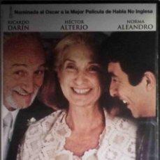 Cine: TODODVD: EL HIJO DE LA NOVIA (RICARDO DARÍN, HÉCTOR ALTERIO, NORMA ALEJANDRO) PARTICULAR.. Lote 125080551