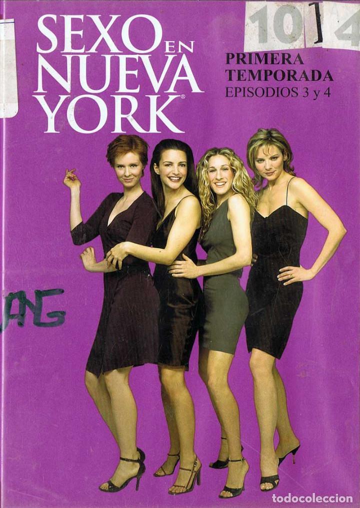 sexo en nueva york primera temporada