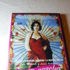 Cine: LA SPAGNOLA DVD. Lote 125208059