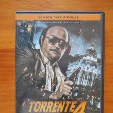 Cine: DVD TORRENTE 4 - LETHAL CRISIS - EDICION DE ALQUILER - LEER DESCRIPCION (P7). Lote 125288147