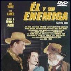 Cine: ÉL Y SU ENEMIGA (1944). Lote 125303967