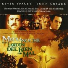 Cine: MEDIANOCHE EN EL JARDÍN DEL BIEN Y DEL MAL (1997) DE LA COLECCION CLINT EASWOOD, VENTA CON EL MUNDO. Lote 125308551