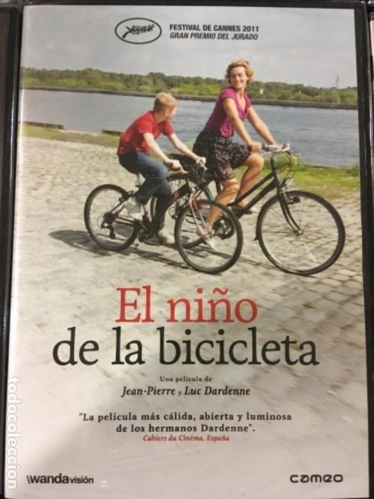 153b7130b EL NIÑO DE LA BICICLETA (NUEVA Y PRECINTADA) (Cine - Películas - DVD ...