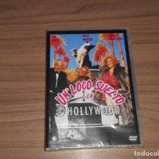 Cine: UN LOCO SUELTO EN HOLLYWOOD DVD NICK NOLTE BETTE MIDLER NUEVA PRECINTADA. Lote 126244780