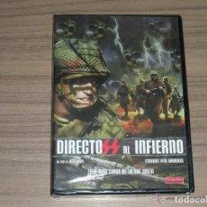 Cine: DIRECTOS AL INFIERNO DVD NAZIS NUEVA PRECINTADA. Lote 132886557