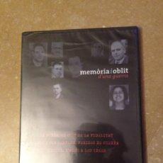 Cine: MEMÒRIA I OBLIT D'UNA GUERRA N 10 (SA POBLA, ARTÀ I SON SERVERA) DVD PRECINTADO. Lote 125495207