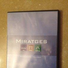 Cine: MIRATGES (BANYALBUFAR, MALLORCA) ASSOCIACIÓ CULTURAL BANY-AL-BAHAR DVD. Lote 125496058