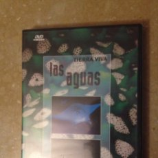 Cine: TIERRA VIVA. LAS AGUAS (AUPPER) DVD PRECINTADO. Lote 125504763