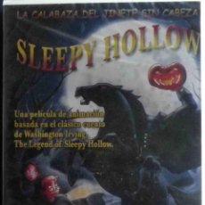 Cine: TODODVD: SLEEPY HOLLOW - PRECINTADA - (ANIMACIÓN) DISNEY.. Lote 125505179