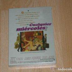 Cine: CUALQUIER MIERCOLES DVD JANE FONDA NUEVA PRECINTADA. Lote 189080152
