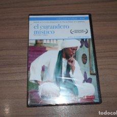 Cine: EL CURANDERO MISTICO DVD MERCHANT - IVORY NUEVA PRECINTADA. Lote 141708564