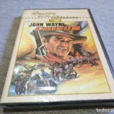 Cine: CHISUM DVD NUEVO PRECINTADO JOHN WAYNE. Lote 125914899