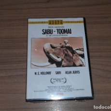 Cine: SABU TOOMAI EL DE LOS ELEFANTES EDICION REMASTERIZADA DVD KORDA NUEVA PRECINTADA. Lote 126244591