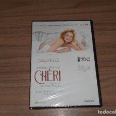 Cine: CHERI DVD 238 MIN. DE STEPHEN FREARS MICHELLE PFEIFFER NUEVA PRECINTADA. Lote 126245083