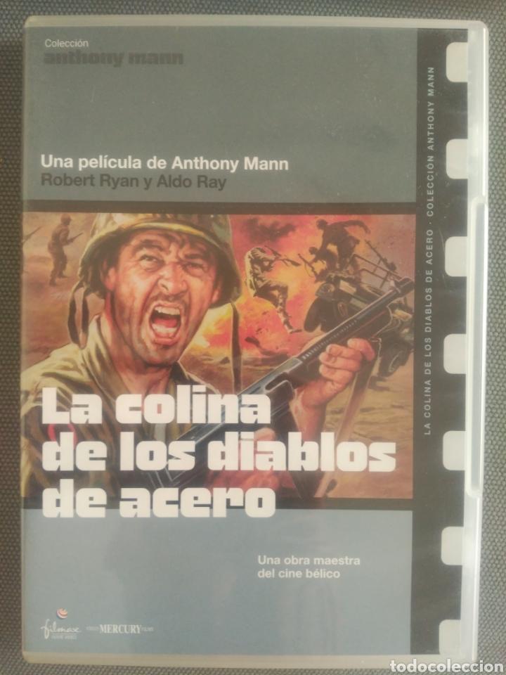 LA COLINA DE LOS DIABLOS DE ACERO .PELÍCULA DVD (Cine - Películas - DVD)